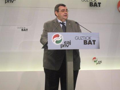 """PNV cree que """"conducirlo"""" a la vía penal es """"añadir más leña al fuego"""""""