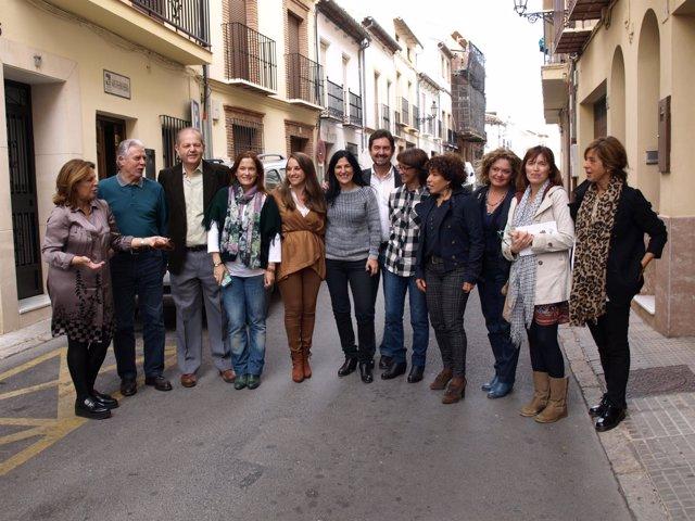 Reunión sectorial educación en Antequera PSOE