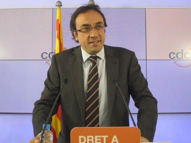 Josep Rull (CDC)