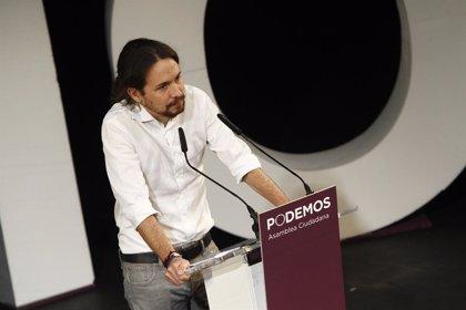 """'The Economist' considera que la línea política de Podemos es """"notablemente débil"""""""