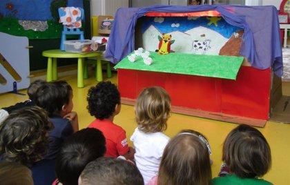 La escuela de educación infantil comarcal de Sobrarbe, Premio de Buenas Prácticas Innovadoras
