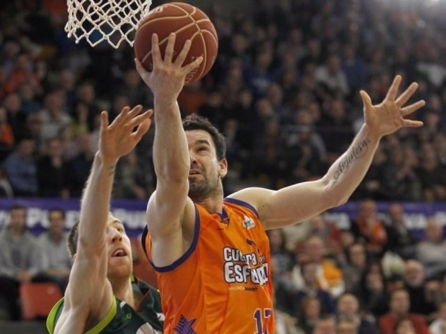 Valencia Basket gana a Unicaja