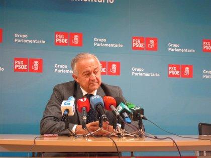 El PSdeG exige a Feijóo que explique en el Parlamento la financiación del PP de Ourense