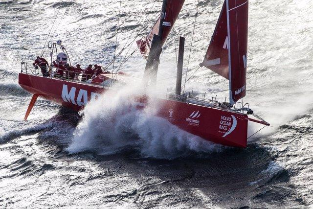 MAPFRE Volvo Ocean Race VOR