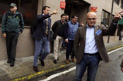 """Baltar denunciará al exgerente por """"atentado vil y absolutamente obsceno"""""""