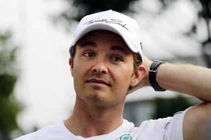 """Rosberg: """"La presión es en lo único que me puedo apoyar para que Hamilton cometa errores"""""""