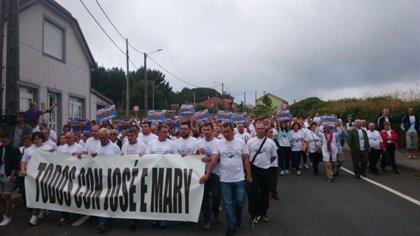 Recaudan 80.000 euros para defender al carballés detenido en Colombia