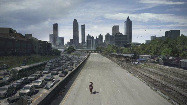 SÁBADO.- The Walking Dead: Todas las travesías por la carretera de Atlanta