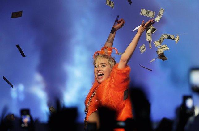 Miley Cyrus en Sydney