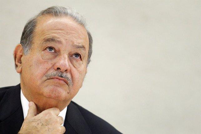 Carlos Slim vuelve a ser el hombre más rico del mundo por delante de Bill Gates