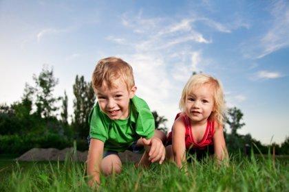 Psicomotricidad gruesa, ejercicios para niños de 2 a 4 años