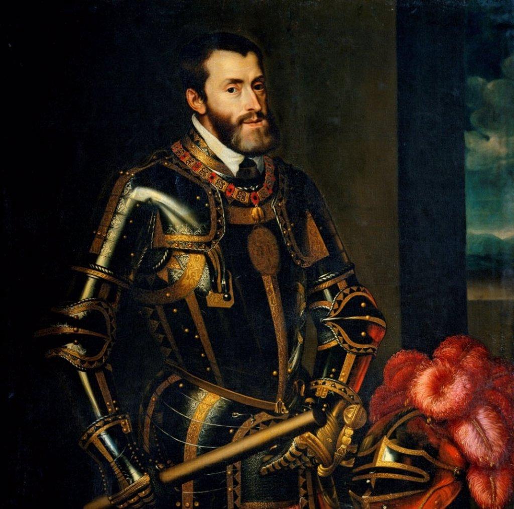 Carlos I De Espana Y V De Alemania El Elegido Por Fernando E Isabel Para Ascender Al Trono