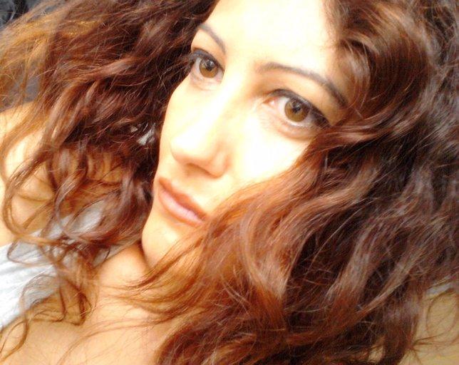 La escritora y pintora Gabriela Amorós Seller