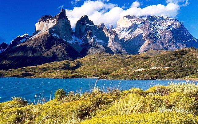 Montañas, Andes
