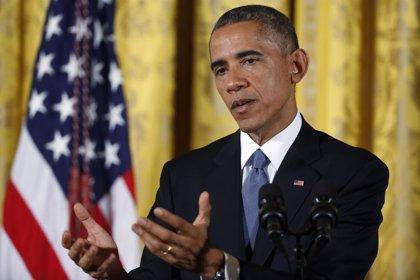 """Obama llama a manifestarse """"de forma pacífica"""" tras el fallo sobre la muerte de Brown"""