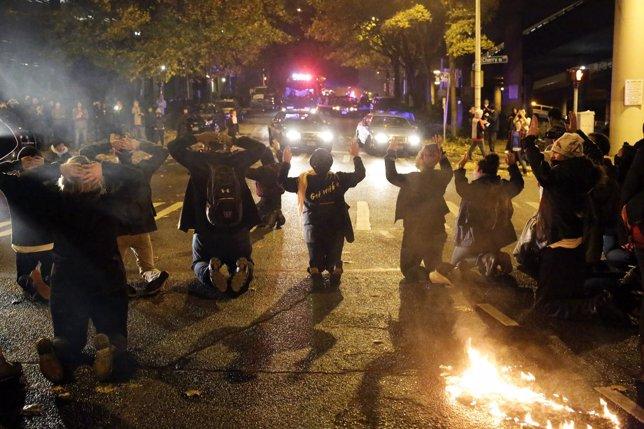 Ferguson Protestas