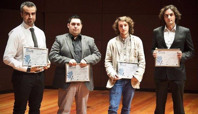 Ganadores Premio Jóvenes Compositores SGAE-CNDM