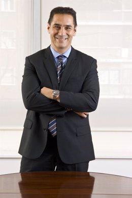 Presidente de Asprima, Juan Antonio Gómez-Pintado
