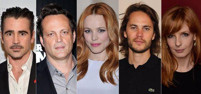 ¿Quién Es Quién En Al Segunda Temporada De True Detective?