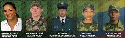 FARC liberan dos soldados y preparan entrega de los otros secuestrados