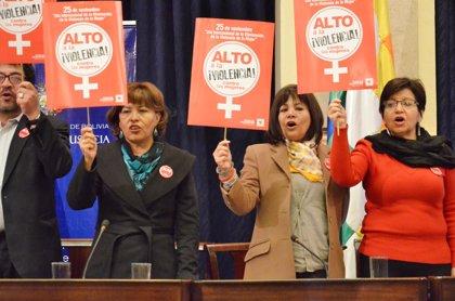 Las ministras bolivianas plantean que los maltratadores no accedan a ningún cargo público