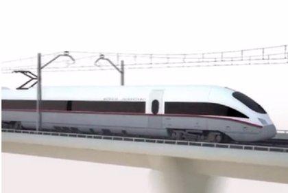 México espera hacer las primeras pruebas del tren rápido en 2018
