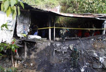 Al menos seis personas quemadas en una explosión en una mina de Antioquia