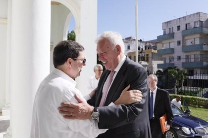 García-Margallo pide a Cuba que permita entrar y salir del país a los presos de la Primavera Negra