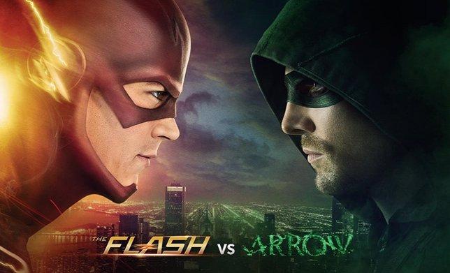 Tráiler de Flash vs. Arrow: ¿Podrá Barry con Oliver?