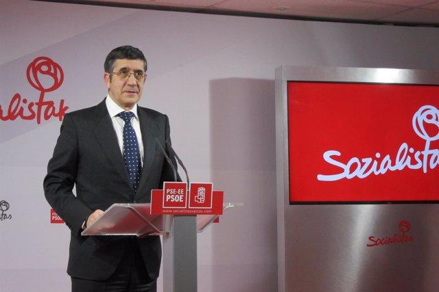 Patxi López (PSE)