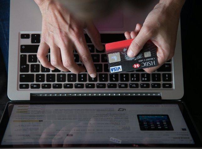 Comprar online. Compras en Internet.