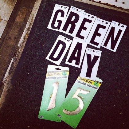 Green Day publicarán nuevo álbum en 2015