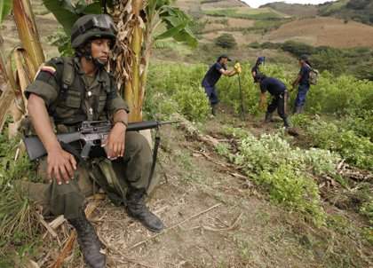 La lucha por la tierra, una fuente de violaciones sistemáticas de los DDHH en Colombia