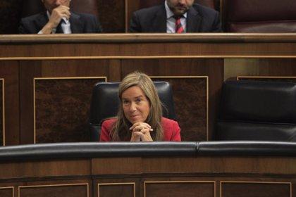 Ana Mato seguirá de diputada 'rasa' en el Congreso