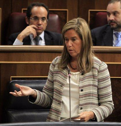 El BOE publica el cese de Ana Mato y encomienda a Santamaría el despacho ordinario de los asuntos de Sanidad