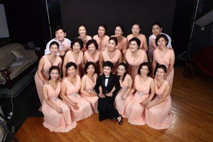 El Teatro Victoria de Talavera de la Reina (Toledo) acoge este sábado un concierto del Coro de Campanas de Miriam Bell