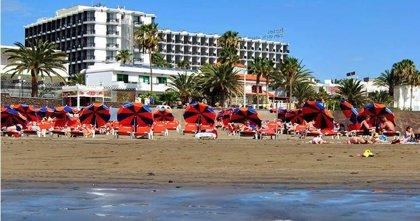 El gasto de turistas extranjeros crece un 11% en Canarias hasta alcanzar los 10.209 millones