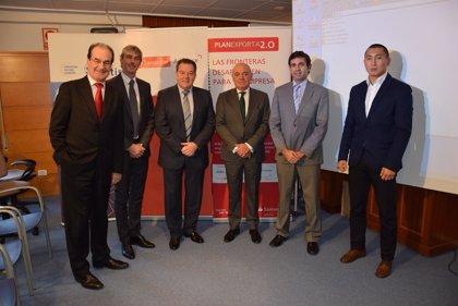 Ureña destaca la apuesta de las empresas riojanas por vender el exterior