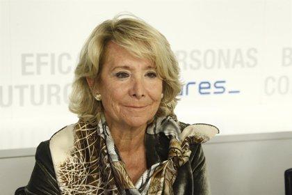 """Aguirre cree que la dimisión de Mato es una """"decisión personal muy digna"""""""