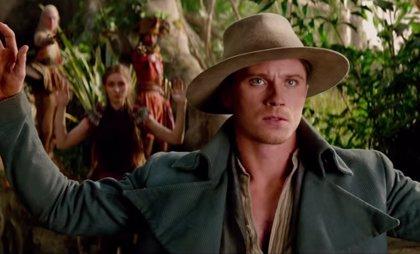 Primer tráiler de Pan: Garfio es Indiana Jones