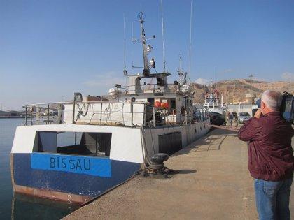 Pasan a disposición del juez los detenidos acusados de transportar en un pesquero 735 fardos de hachís