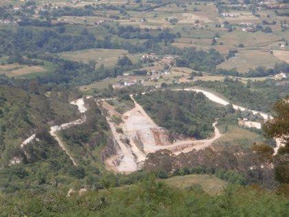 La Coordinadora Ecoloxista d'Asturies presenta alegaciones contra la ampliación de la cantera del Naranco de Arcelor