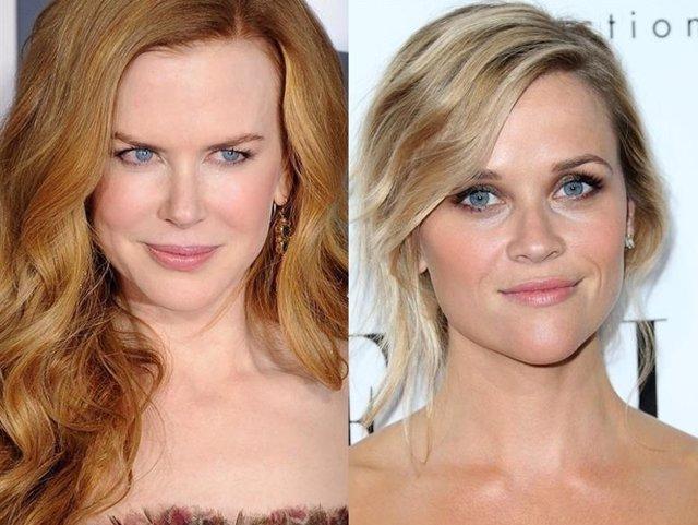 Nicole Kidman y Reese Witherspoon