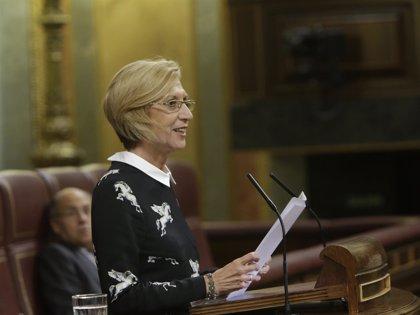 UPyD pregunta a Rajoy si va a aplicarse la misma exigencia de responsabilidades que a Mato con el 'caso Gürtel'
