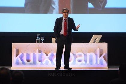Economía.-(Amp.) Fernández abandona la presidencia de Kutxabank y el candidato a sucederle se conocerá hoy mismo