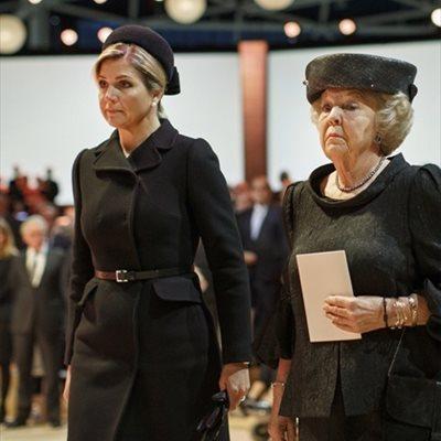 Foto: Lágrimas reales, las 'Royals' muestran sus sentimientos ( REUTERS)