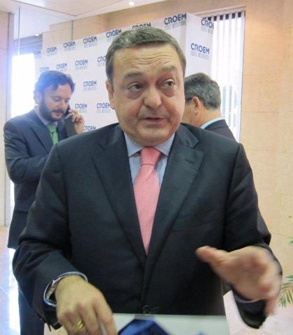 Albarracín insiste en elaborar un nuevo Plan de Reequilibrio para 2015 con el fin de reducir el déficit de la Comunidad