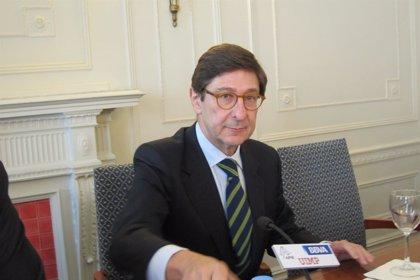 Bankia cumple los principales hitos pactados con Bruselas un año antes