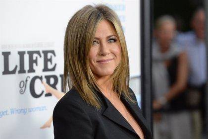 Jennifer Aniston quiere una reunión de Friends... ancianos