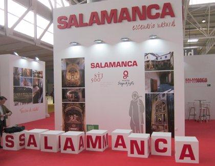 Salamanca muestra en la Feria su naturaleza, patrimonio, museos, gastronomía y turismo idiomático